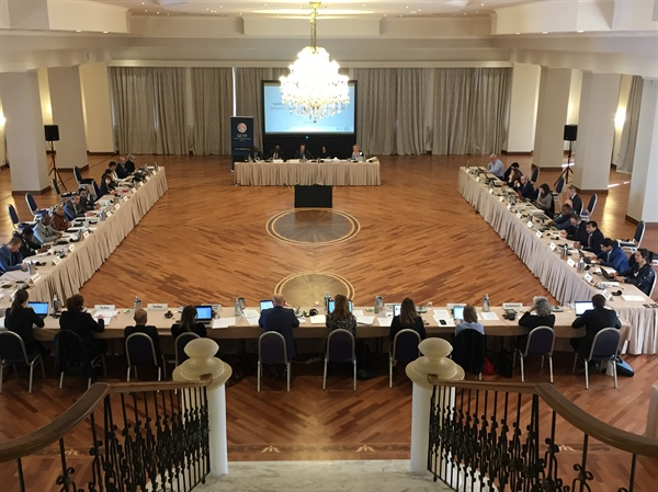 Initiative on Criminal Justice Responses to the Linkages between Terrorism, Transnational Organized Crimes and International Crimes Second Expert Meeting