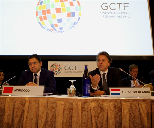 Seventh GCTF Ministerial Meeting adopts Life Cycle Toolkit and Framework Documents