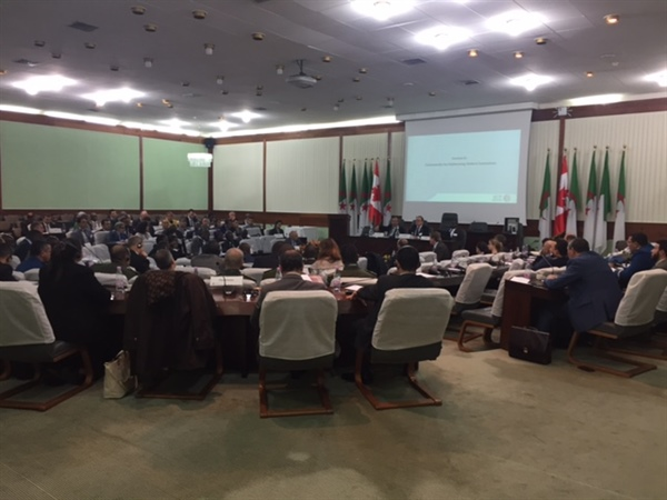 Sahel Working Group - Fourth Plenary Meeting