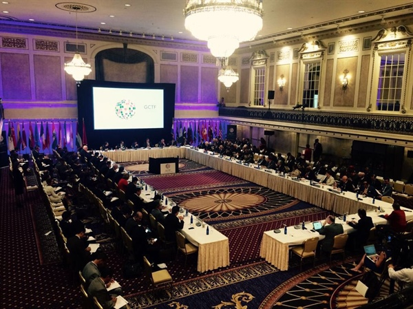 Eighth GCTF Ministerial Plenary Meeting and delivered Statements