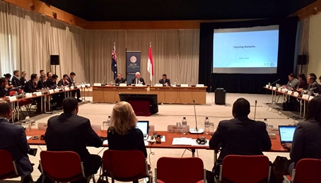 Countering Violent Extremism (CVE) Working Group Eighth Plenary Meeting