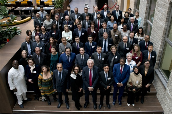 Countering Violent Extremism Working Group Workshop on the CVE Challenges of Returning Foreign Terrorist Fighters (FTFs) and their Families