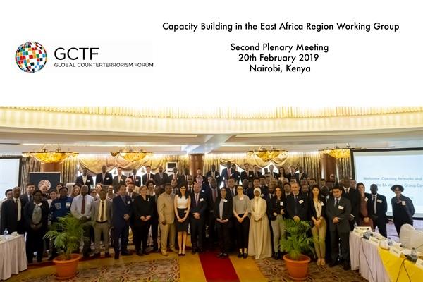 Capacity-Building in the East Africa Region Working Group - Second Plenary Meeting